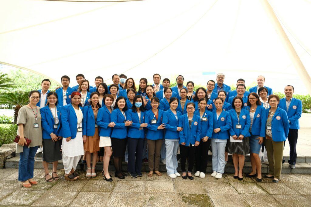 FV hospital team